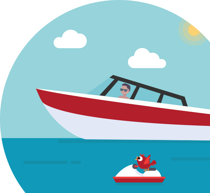 Boat insurance - online quotes & policy set-up