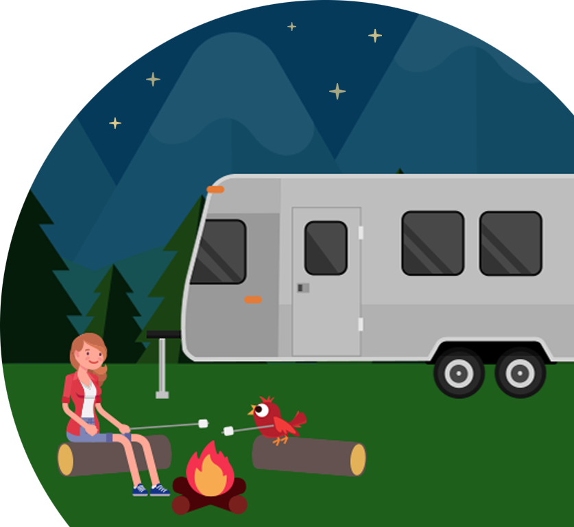 Travel trailer & camper insurance - online quotes & policy set-up